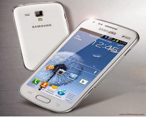 Samsung Galaxy A5 (SM-A500) photos appear
