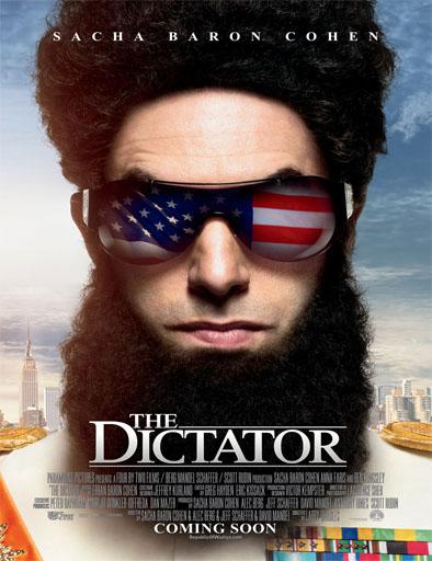 Ver El Dictador (2012) Online