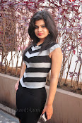 Alekhya Photos at Swiss Raja Press Meet-thumbnail-19