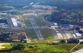Singapura menutup Lapangan Terbang Seletar