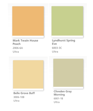 Can You Modernize A Home With Just Color