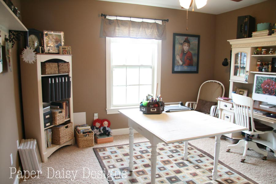 Craft room/Paperdaisydesign.com