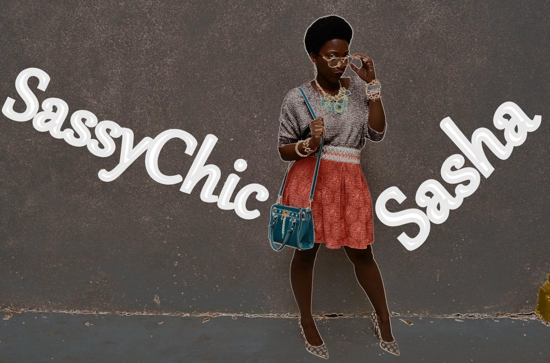 Sassy , Chic , Sasha❤
