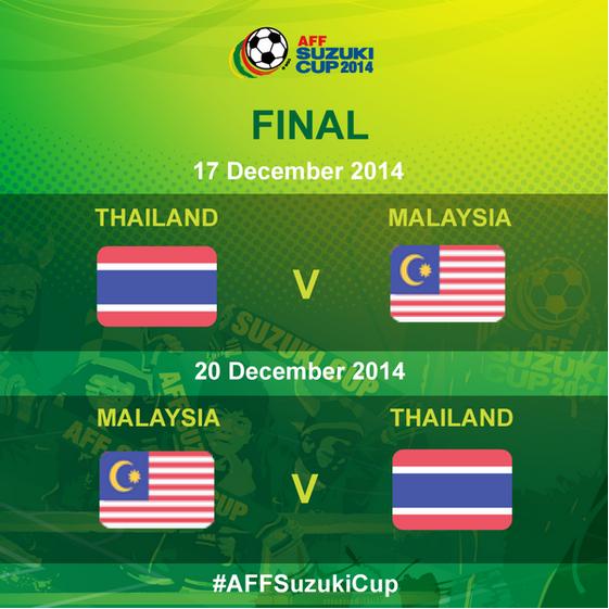 FINAL AFF SUZUKI 2014 MALAYSIA VS THAILAND BUKIT JALIL, perlawanan akhir kedua malaysia vs thailand di kuala lumpur
