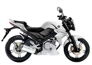Yamaha New Vixion 2013 Putih