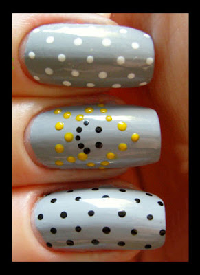 Simple Nail Design 2012