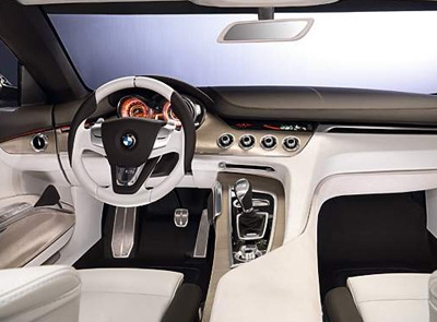 Car Design Competition: Bmw x6 2011 interior