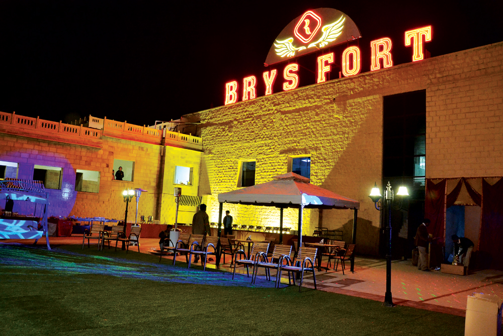 Brys Fort 1st Of Top 10 Resorts In Jaisalmer