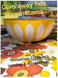 Give away hos Mammatamo