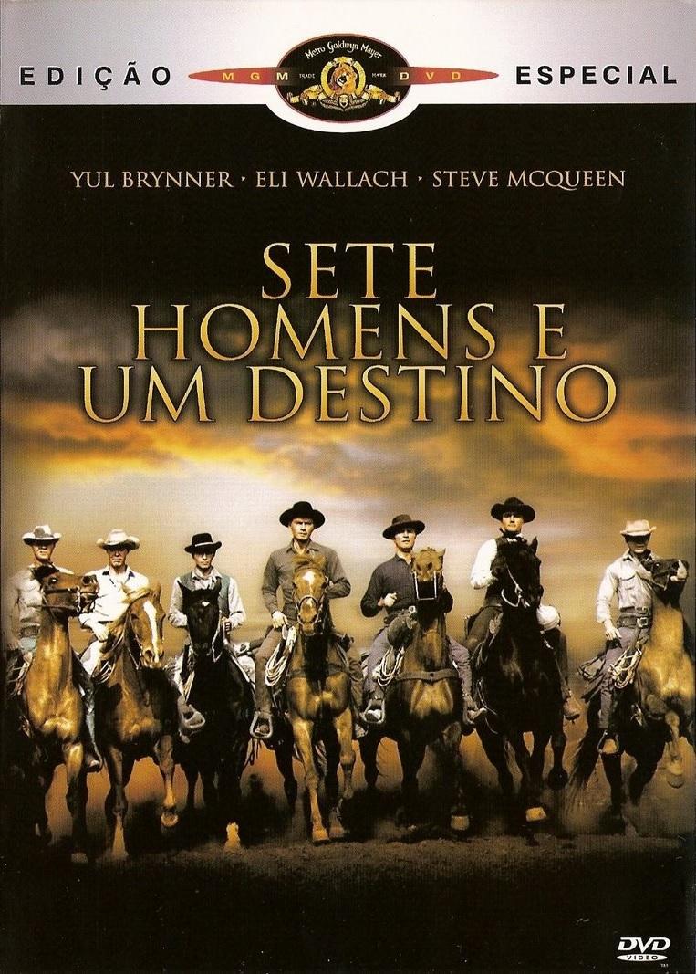 Sete Homens e Um Destino – Dublado (1960)