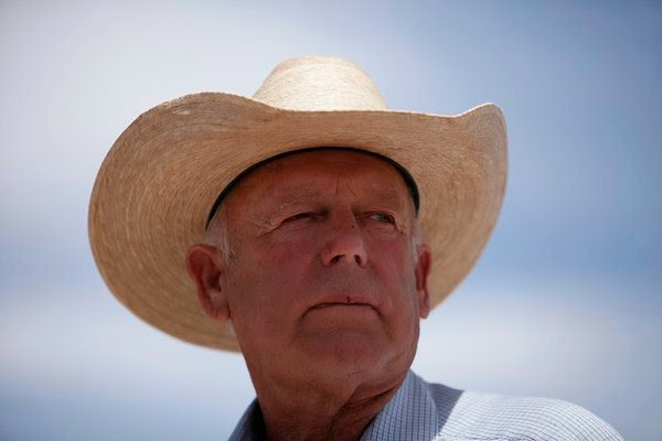 Bundy Press Release:   'We are trading one form of slavery for another'