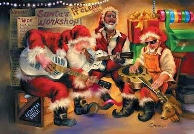 Joyeux Noël !! Santa%2Bblues%2Bcard