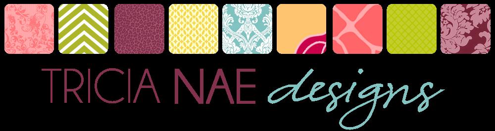 Tricia Nae Blog Design