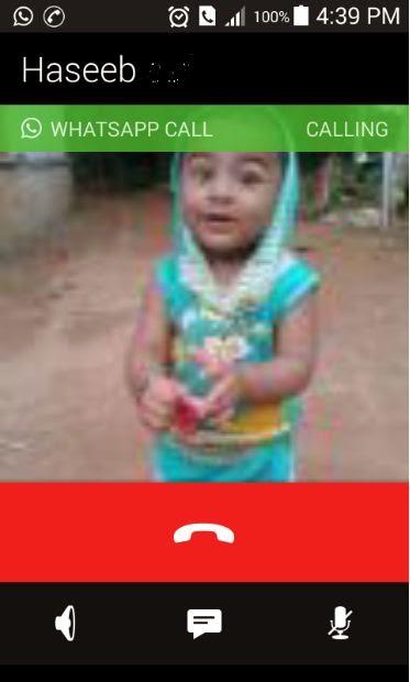 Whatsapp free Voice call