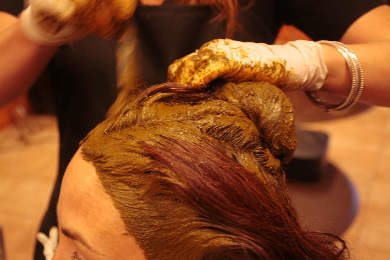 Kisah Hati Rambut Oh Rambut Dan Kebaikan Henna
