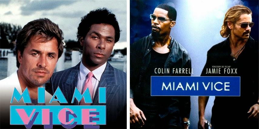 Collin Farrell y Jamie Fox protagonizaron 'Corrupción en Miami'