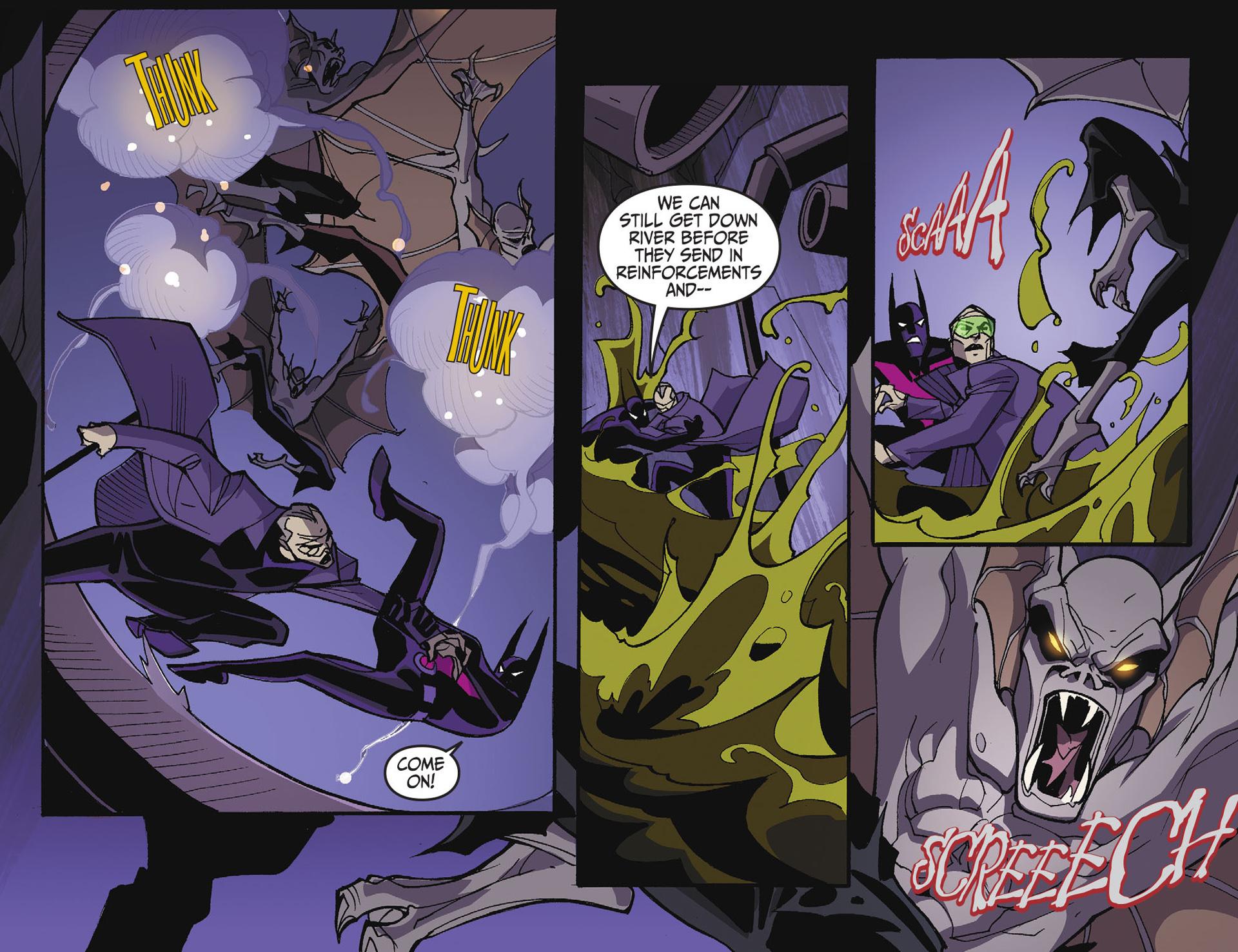 Batman Beyond 2.0 #12 #29 - English 6