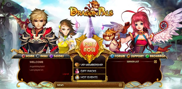 ¡Registrate gratis en DRAGON PALS en un minuto!