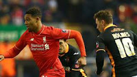 Liverpool vs Exeter 3-0 Video Gol & Highlights