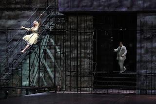I gioielli della Madonna - Slovak National Theatre: Natália Ushakova (Maliella), Daniel Čapkovič (Rafaele)