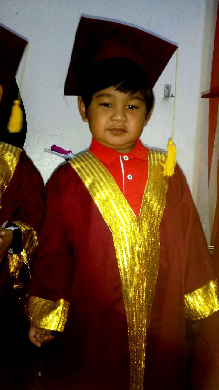 Rifqee Fayyadh - 4 tahun