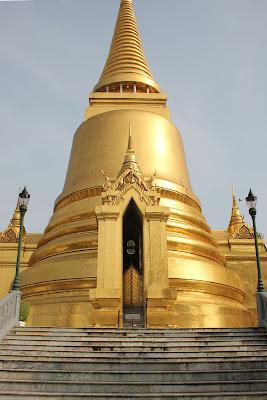 Templo Wat Pra Kaew - Palacio Real de Bangkok