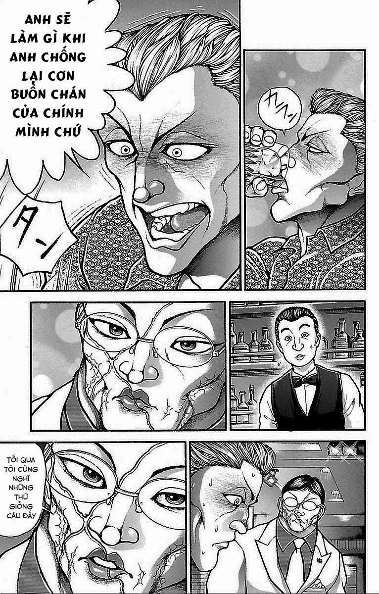 Baki Dou chap 10 Trang 5