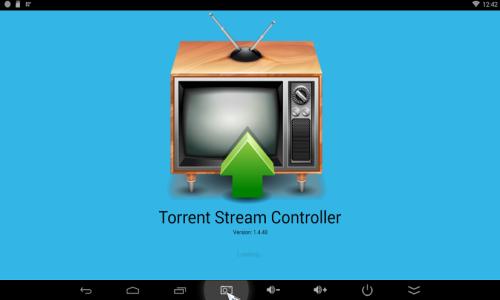 торрент стрим контроллер для андроид