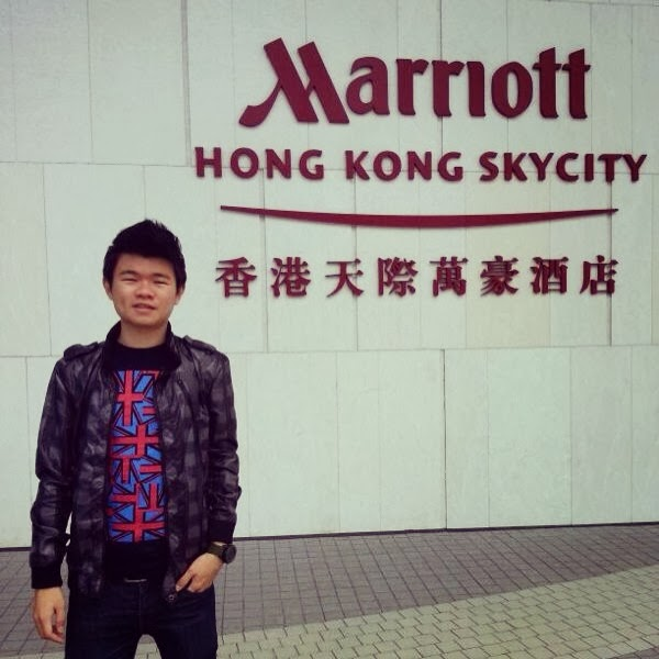 SKYCITY MARRIOTT HONG KONG IS AWESOME