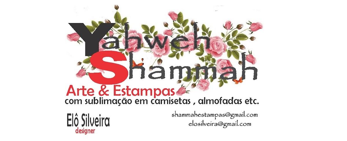 YAHWEH SHAMMAH ESTAMPAS