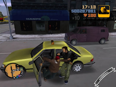 Grand Theft Auto (GTA 3) Screenshots