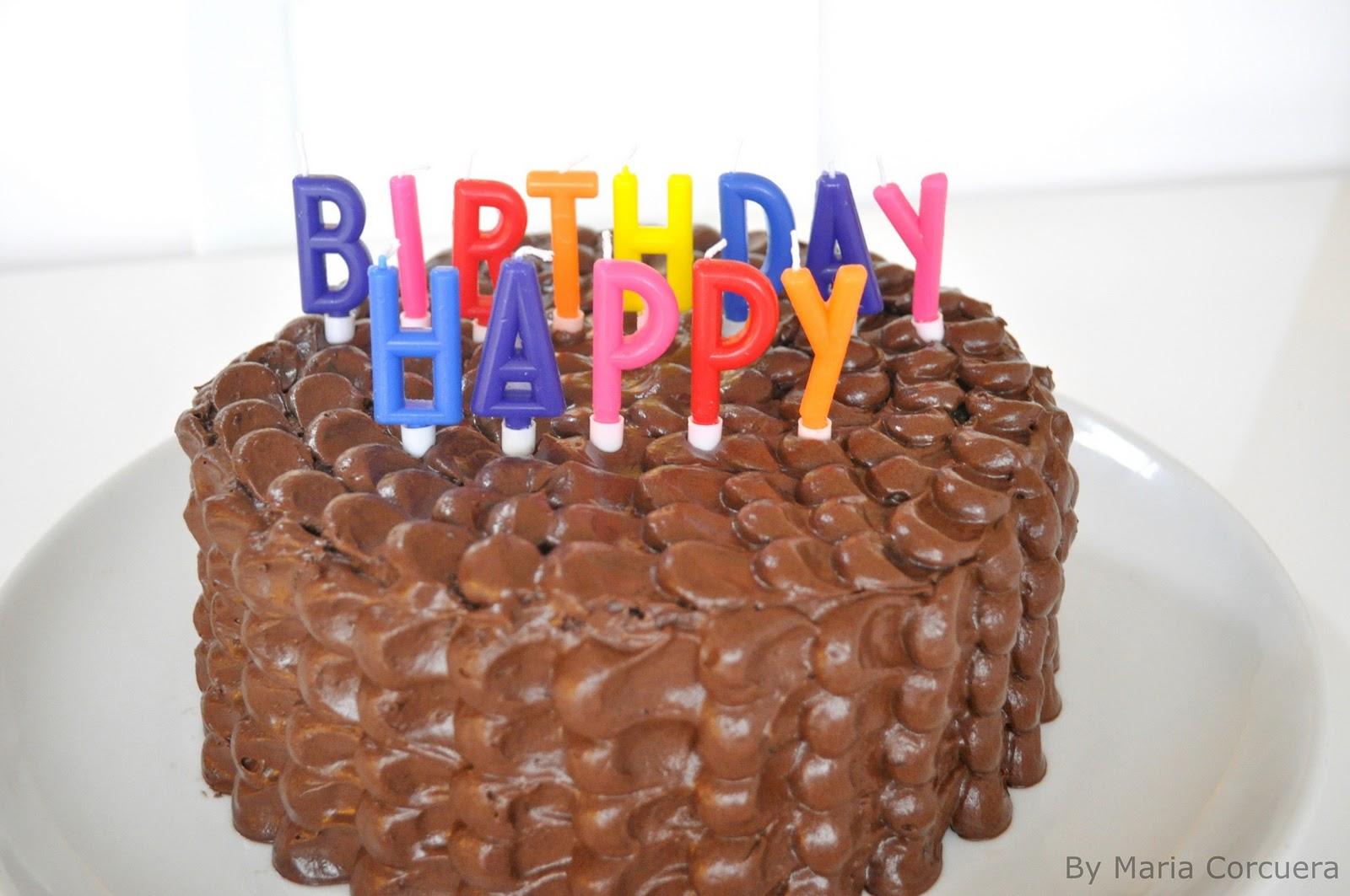 Sweet Fix Chocolate Birthday Cake
