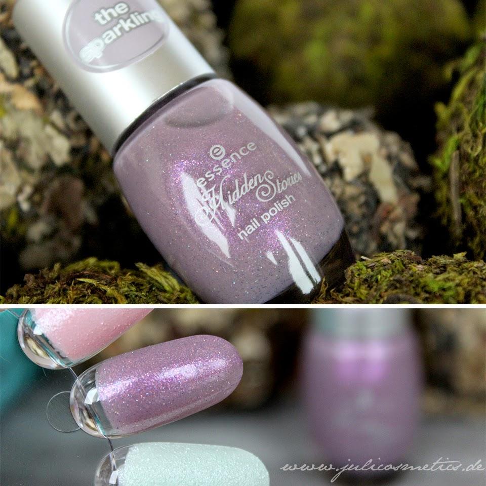 essence - Hidden Stories - nailpolish - 03 Mauve-Llous Fairy