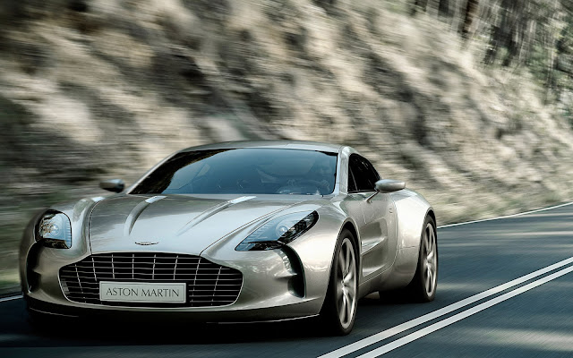 Aston Martin Wallpapers