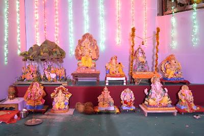 Bal Ganesh Surat 2012
