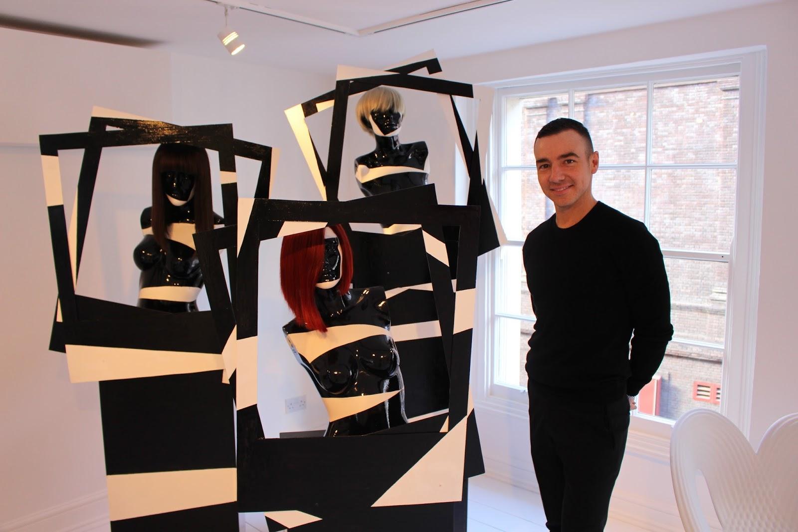 London Fashion Week 2015 Vidal Sassoon