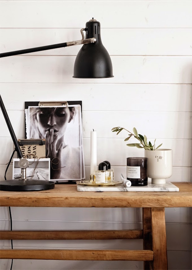 my scandinavian home the beautiful home of a swedish interior stylist. Black Bedroom Furniture Sets. Home Design Ideas