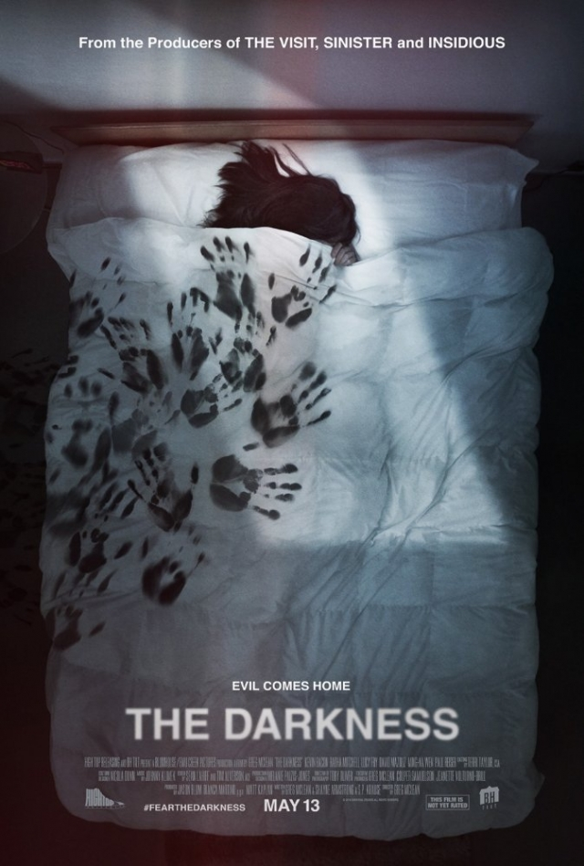 Watch Movies The Darkness (2016) Full Free Online