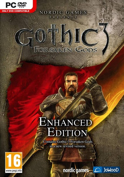 Gothic 3 Forsaken Gods Enhanced Edition PC Full