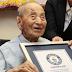 Muere el hombre más longevo del planeta