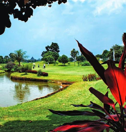 Padang Golf Matoa Nasional – Jakarta Selatan