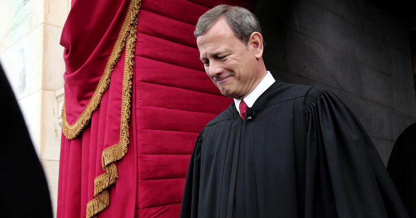 roberts dissent quotes