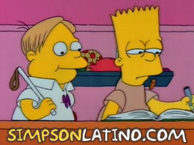 Los Simpson 2x01