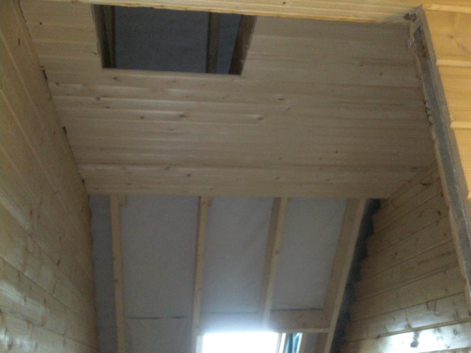 toit et bois 19 novembre montage lambris plafond chouette