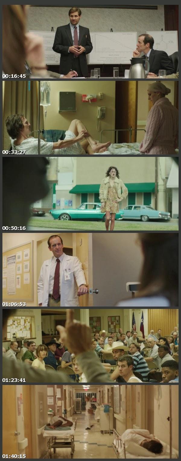 Dallas Buyers Club [2013] (dvdrip/brrip) [2014]