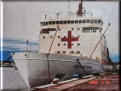 Argentine Hospital ARA ALMIRANTE IRIZAR