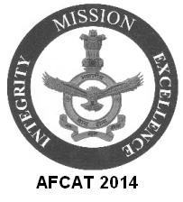 AFCAT Syllabus 2014