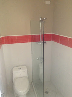 Toilet and Bath of House and Lot for Sale in Quezon City