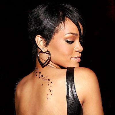 El Problema De Rihanna Es Que No Tiene Medida, Ni Con Los Tatuajes, Ni