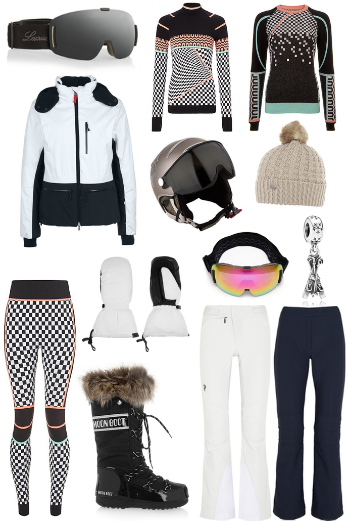 Fashionable Ski Wear